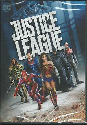 Justice League (2017) DVD