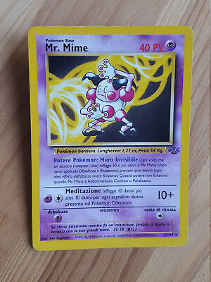 Mr. Mime  22/64 rara* - Jungle (ita) Pokemon (sd065)