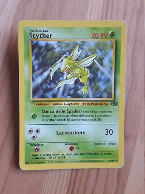 Scyther  26/64 rara* - Jungle (ita) Pokemon (sd069)
