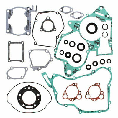 Motorcycle MX Gasket Set COMPLETE With OIL SEAL AM837376 SUZUKI RM85 L 2002-2016