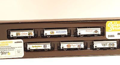 8400A Marklin Z-scale The Breweries of Bavarian Collectors set #1 made for USA