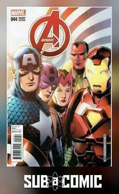 AVENGERS #44 CHEUNG FINAL ISSUE EXCHANGE VARIANT (MARVEL 2015 1st Print) COMIC