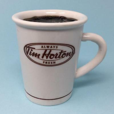 Tim Hortons Coffee Cup Mug Christmas Ornament 2011
