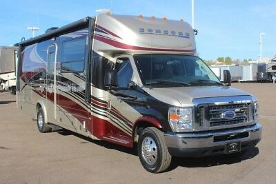 2014 Coachmen Concord 300TS Triple Slide Class C Motorhome