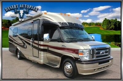 2013 Dynamax Isata E-Series IE282 Single Slide Class C Motorhome