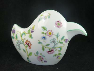 BONE CHINA MINTON Haddon Hall Unusual Bird Figurine John Wadsworth B.1491