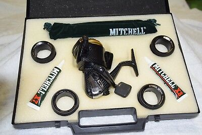 Rare Vintage Mitchell Quartz Gold 330  Spinning Reel