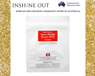 {Cosrx} Acne Pimple Master Patch - 1 Pack - Inshine Out