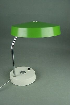 1950s Desk / Table Lamp Vintage Modernist Bauhaus 1960s 70s Eames Panton Era