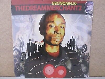9th WONDER- The Dream Merchant 2 LP (NEW Vinyl 2007) Hip Hop/Buckshot/Sean Price