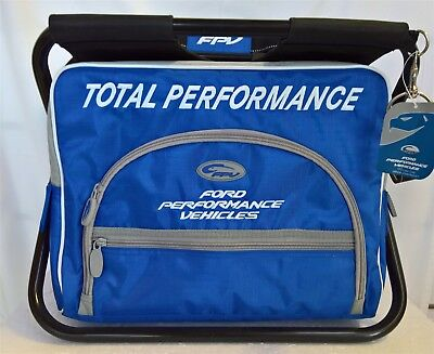 ~ Ford FPV - INSULATED COOLER BOX BEER BAG with CHAIR Falcon *Few Remaining*