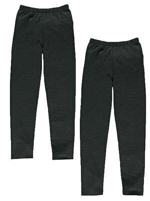 V by Very Everyday Pack of Two Leggings in Black Size 18-24 Months