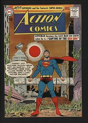Action Comic #300 Classic Cover & Story Really Tight 9.0 Great Pages
