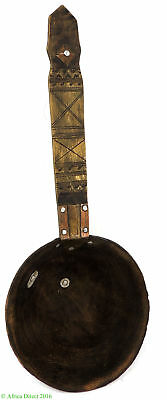 Tuareg Spoon Ceremonial Scoop Ladle African Art