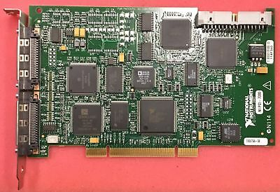 National Instruments NI PCI-7330 Card 190979A-04