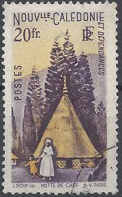New Caledonia N°276 - Obliteration Stamp Has Date