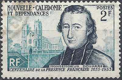 New Caledonia N°281 - Obliteration Stamp Has Date