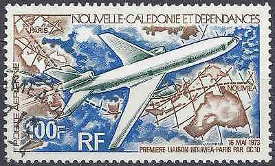 New Caledonia Pa N°144 - Obliteration Stamp Has Date