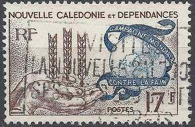 New Caledonia N°307 - Obliteration Stamp Has Date