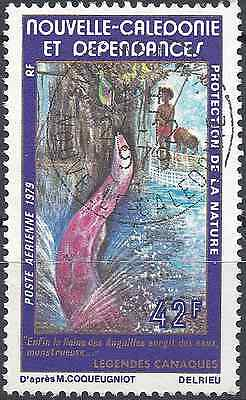 New Caledonia Pa N°196 - Obliteration Stamp Has Date