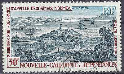 New Caledonia Pa N°86 - Obliteration Stamp Has Date