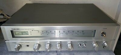 Toshiba SX-220C Integrated Amplifier & phono stage/MW-FM Tuner Stereo Receiver