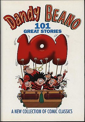 Dandy Beano 101 Great Stories With Dust-Jackets Perfect As New! 1995