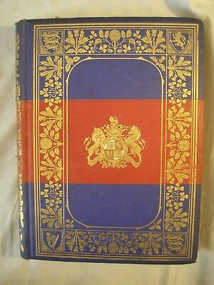 Household Brigade Journal 1865 British Army Guards History Grenadier Scots