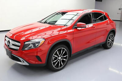 2015 Mercedes-Benz GLA-Class  2015 MERCEDES-BENZ GLA250 REAR CAM HTD SEATS 19'S 32K #119391 Texas Direct Auto