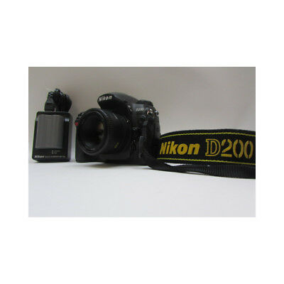 Nikon D200 Digital Camera with Lens Kit