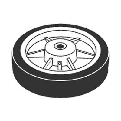 "Rubbermaid 1316-L3 12"" wheel for 1316 tilt"