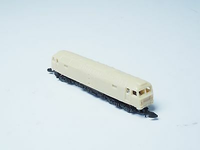 Z-scale body shell kit for British Outline Class 47 Diesel Locomotive