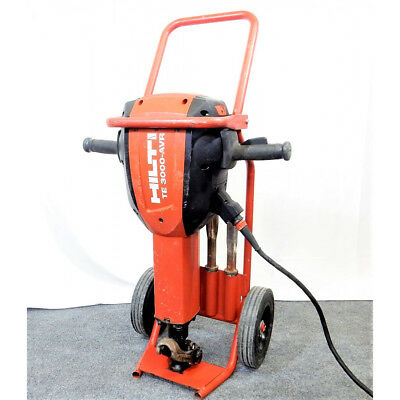 Hilti TE-3000 AVR TE 3000-AVR 120-Volt Polygon Breaker MN LOCAL PICKUP ONLY!