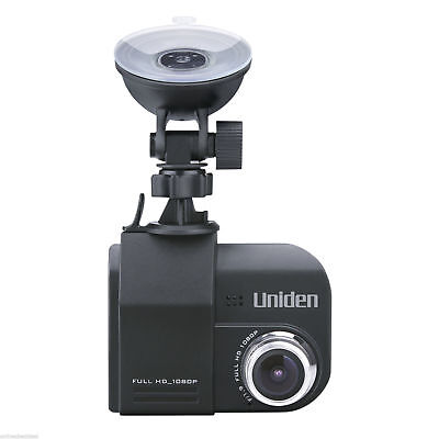 UNIDEN CAM945G Full HD Dash Camera with GPS and Lane Departure Warning