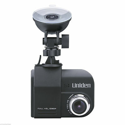 Uniden Cam945 Automotive Video Recorder and Lane Departure Warning  w/ SD Card