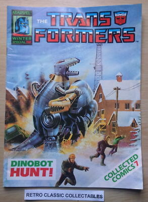 Marvel UK - Transformers - Collected Comics 7 - Marvel Winter Special (1987)