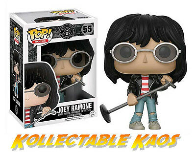 The Ramones - Joey Ramone Pop! Vinyl Figure
