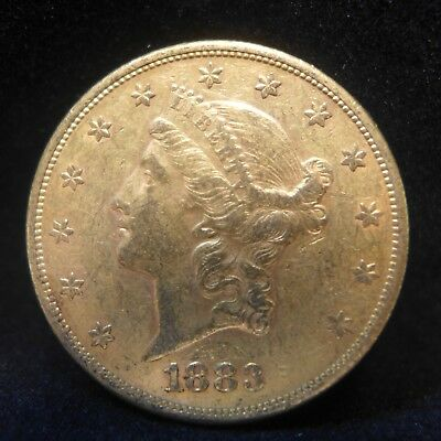 $20 Liberty Gold Double Eagle XF 5 available dates
