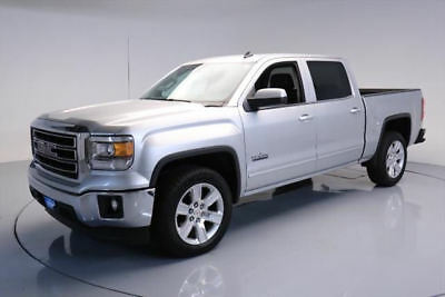 2014 GMC Sierra 1500 SLE Crew Cab Pickup 4-Door 2014 GMC SIERRA TEXAS ED CREW 6PASS LEATHER 20'S 25K MI #474933 Texas Direct