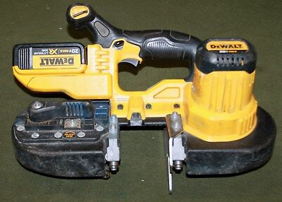Dewalt DCS371 Cordless Band Saw with Battery!