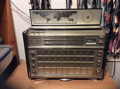 Radio Vintage Philips Fm-Am Deluxe L6X38T