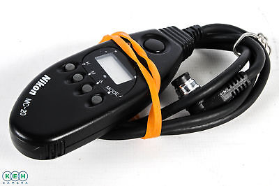 Nikon  MC-20 Remote Cord for F5 / N90 / N90S / D Series