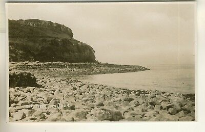 An Early Real Photo Post Card of The Creek, Benllech. Anglesey.