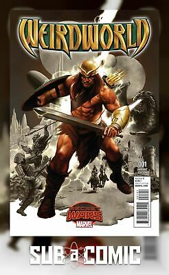 WEIRDWORLD #1 EPTING VARIANT (MARVEL 2015 1st Print) COMIC