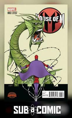 HOUSE OF M #3 DUARTE VARIANT (MARVEL 2015 1st Print) COMIC