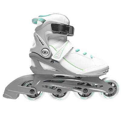 No Fear Womens Ladies Fitness Inline Skates Roller Blades Four Wheel Sports