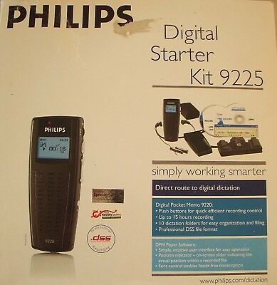 Philips Digital Starter Kit 9225 LFH 9225/00B, DPM-9220