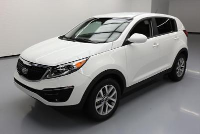 2016 Kia Sportage LX Sport Utility 4-Door 2016 KIA SPORTAGE LX AUTO BLUETOOTH ALLOY WHEELS 48K MI #819018 Texas Direct