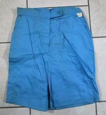 VINTAGE NOS 1950's - 60's BLUE BELL JEANIES FARM WORK SHORTS 14