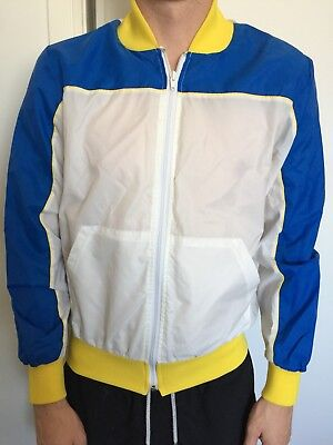 Vintage Active Wear Jacket 1980s Size Small